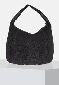 Silvio Tossi - Käsilaukku - black - 3