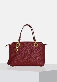 Silvio Tossi - Handbag - bordeaux - 2