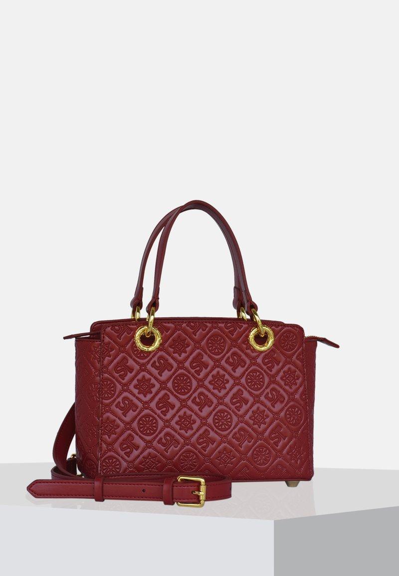 Silvio Tossi - Handbag - bordeaux