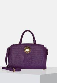 Silvio Tossi - Handbag - purple - 0