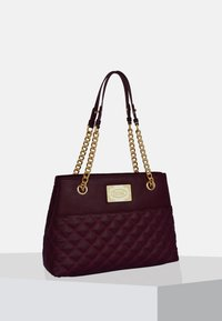 Silvio Tossi - Handbag - berry - 3