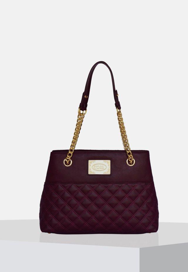 Handtasche - berry
