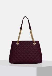 Silvio Tossi - Handbag - berry - 2