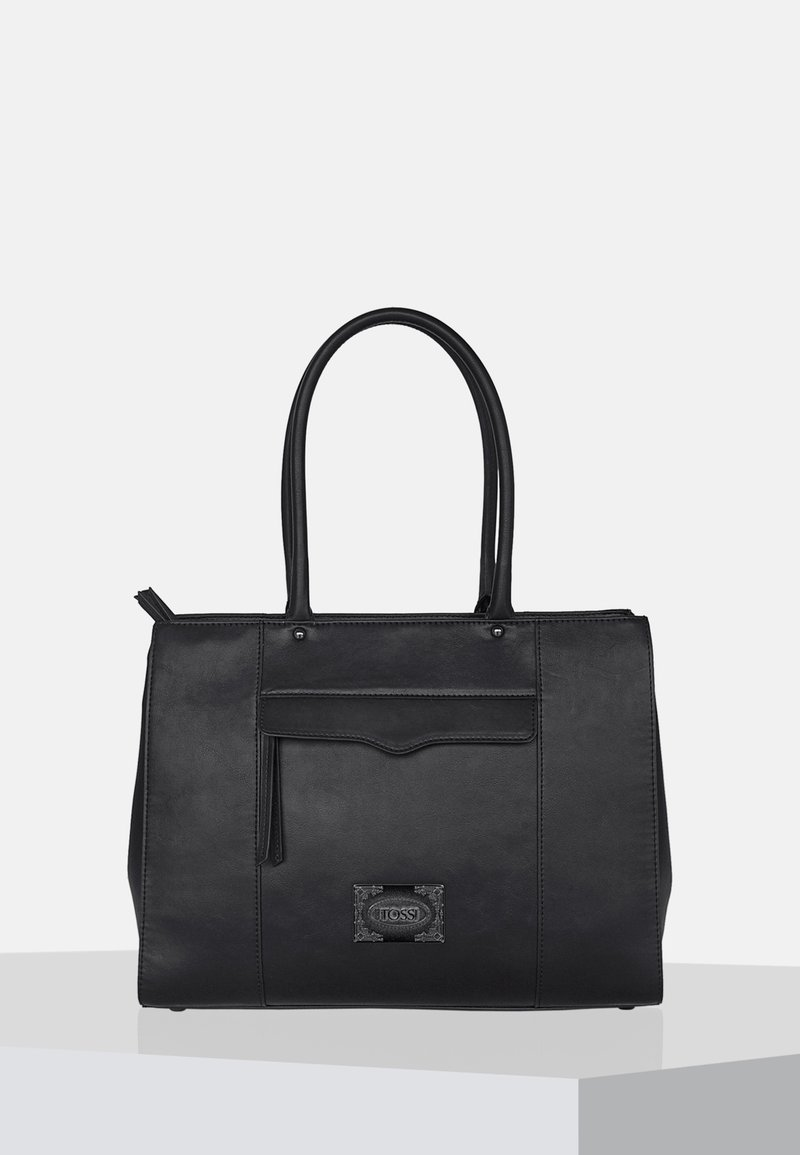 Silvio Tossi - Handbag - black