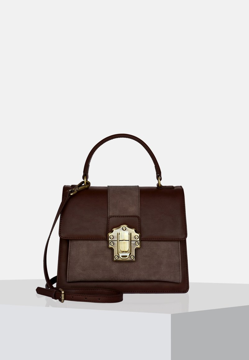 Silvio Tossi - Handbag - brown