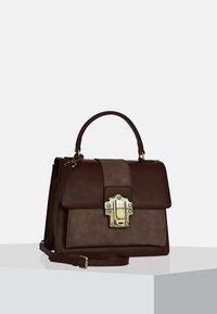 Silvio Tossi - Handbag - brown - 3