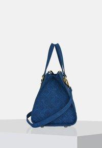 Silvio Tossi - Handbag - dark blue - 4