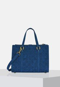 Silvio Tossi - Handbag - dark blue - 2