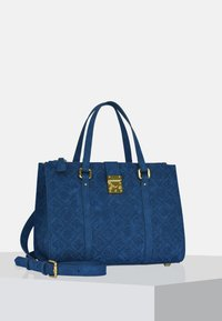 Silvio Tossi - Handbag - dark blue - 3