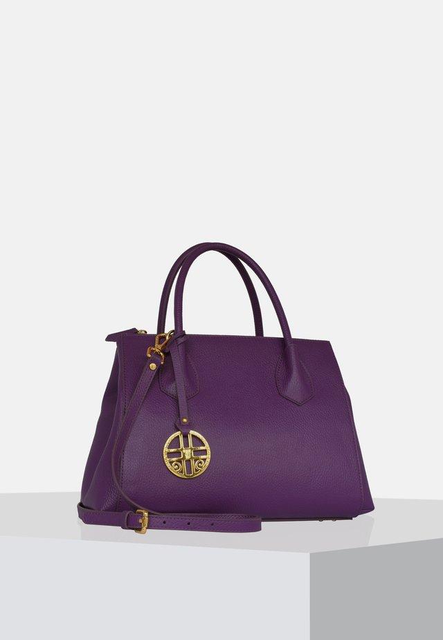 Handtasche - purple
