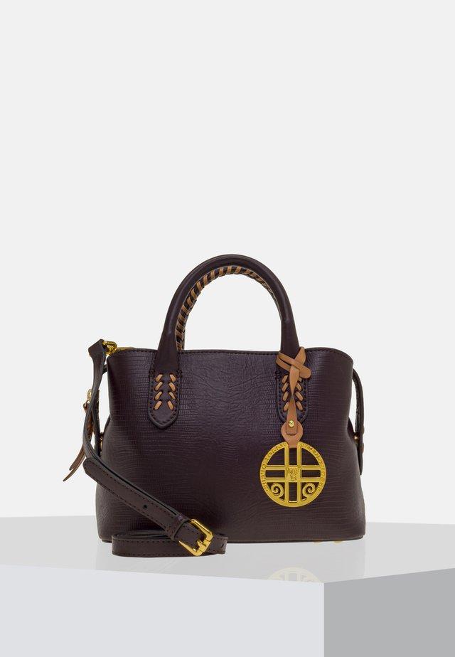 Handtasche - dark brown