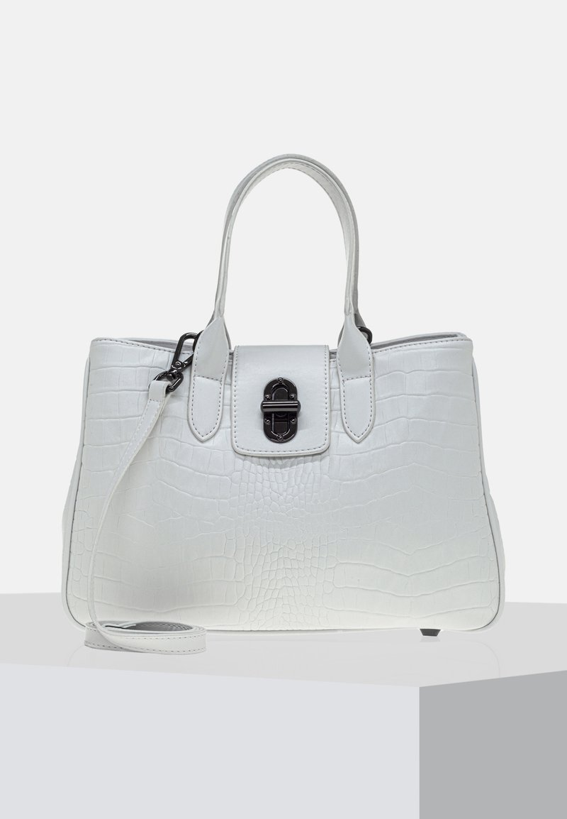 Silvio Tossi - Handbag - white