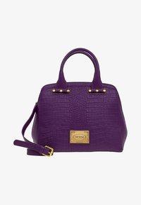 Silvio Tossi - Handbag - purple - 1