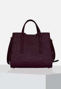 Silvio Tossi - Handbag - plum - 2