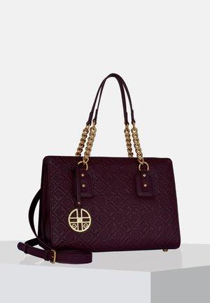 Handbag - plum