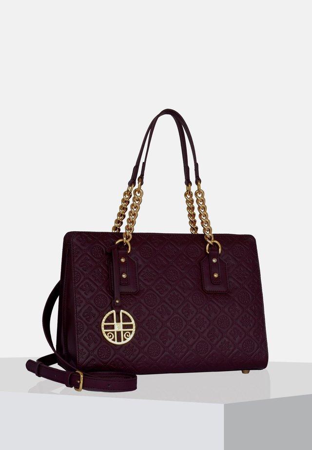 Handväska - plum
