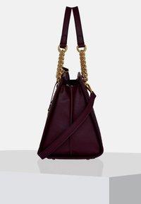 Silvio Tossi - Handbag - plum - 3