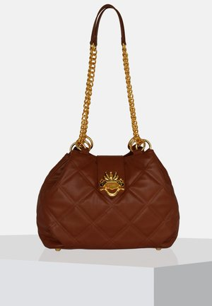 Handbag - dark Whiskey