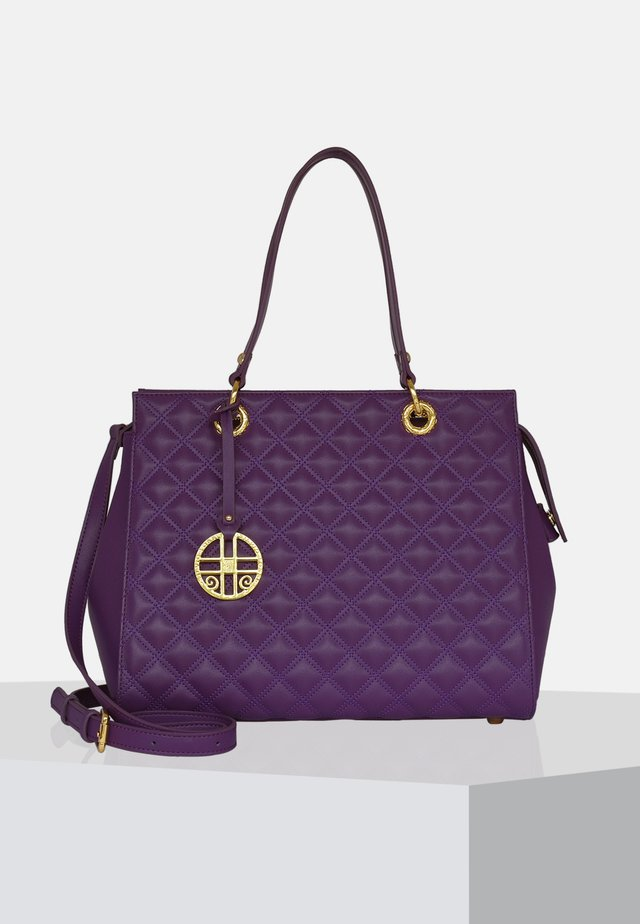 Handväska - purple