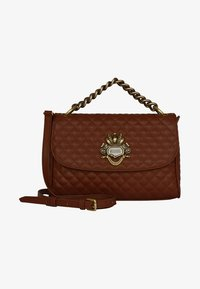 Silvio Tossi - Handbag - dark whiskey - 1