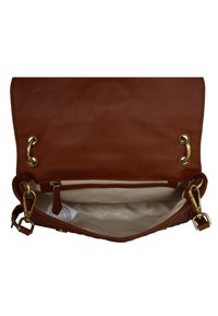 Silvio Tossi - Handbag - dark whiskey - 5