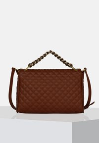 Silvio Tossi - Handbag - dark whiskey - 2