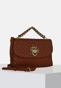 Silvio Tossi - Handbag - dark whiskey - 4