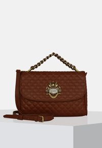 Silvio Tossi - Handbag - dark whiskey - 0