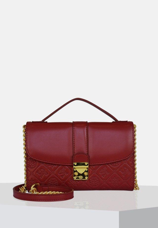 Handtasche - burgundy