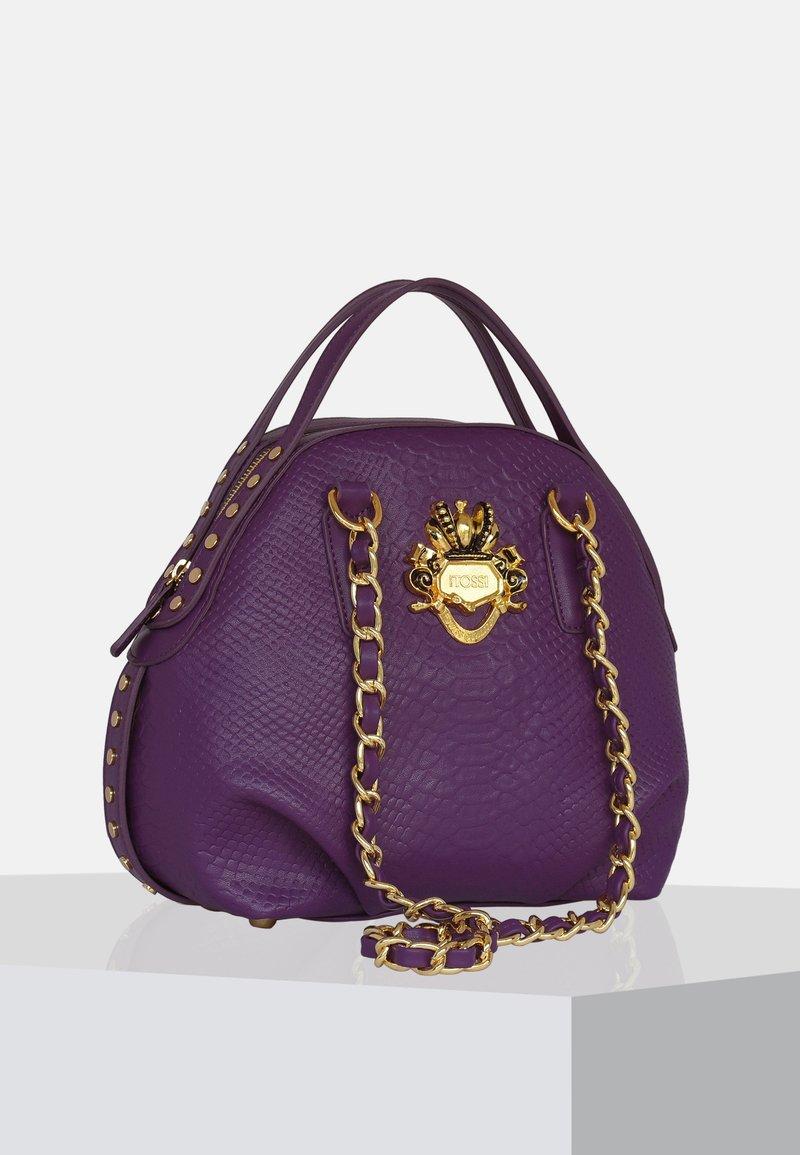 Silvio Tossi - Handbag - purple