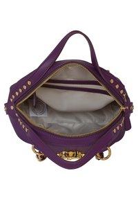Silvio Tossi - Handbag - purple - 4