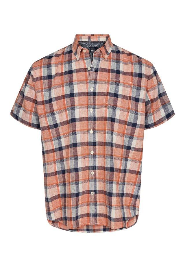 ABEL  - Shirt - orange fire
