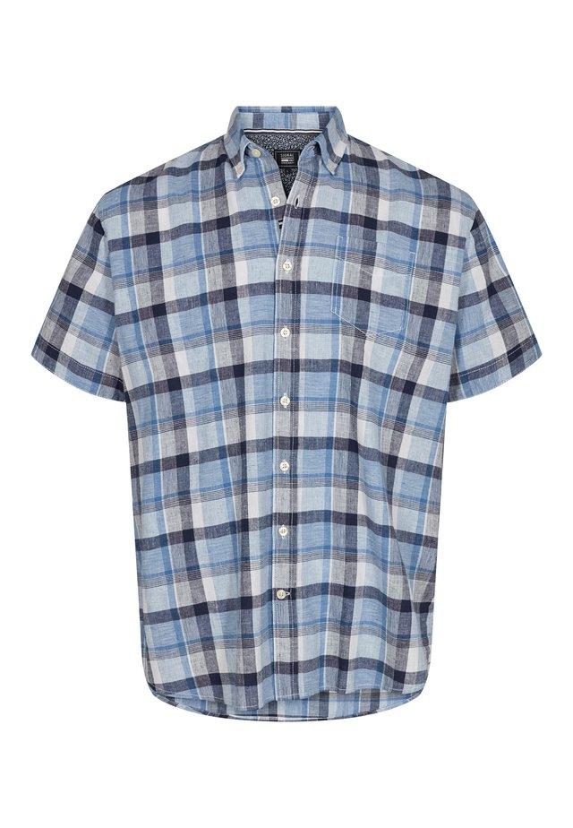 ABEL  - Shirt - island blue