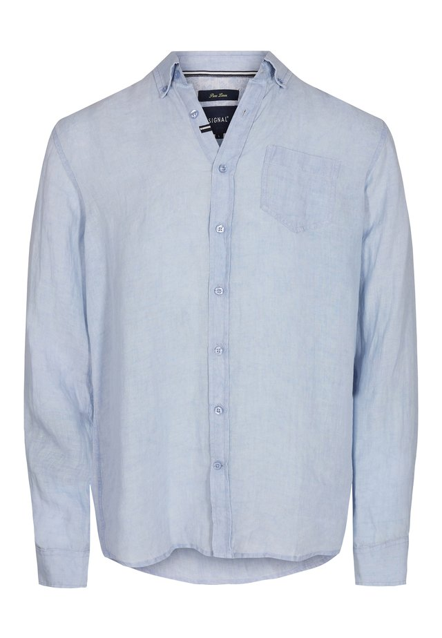 ANDREAS  - Shirt - pond blue