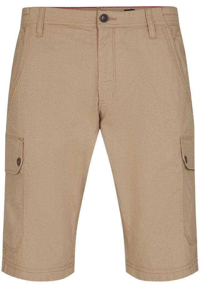 Shorts - brown sugar