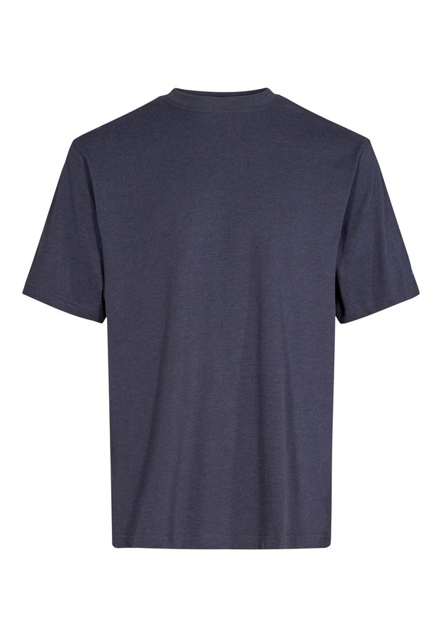 Basic T-shirt - duke blue melange