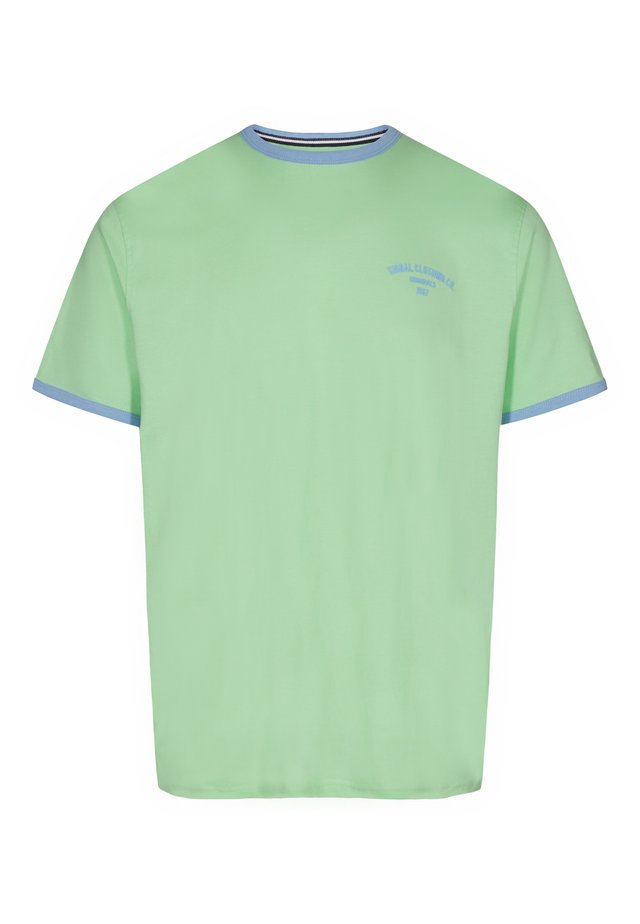 ALDO CP - Basic T-shirt - green grass mel