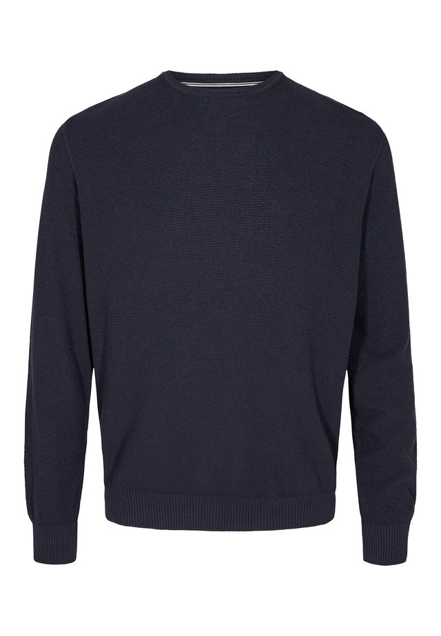 TERRY PURL KNIT - Jumper - duke blue