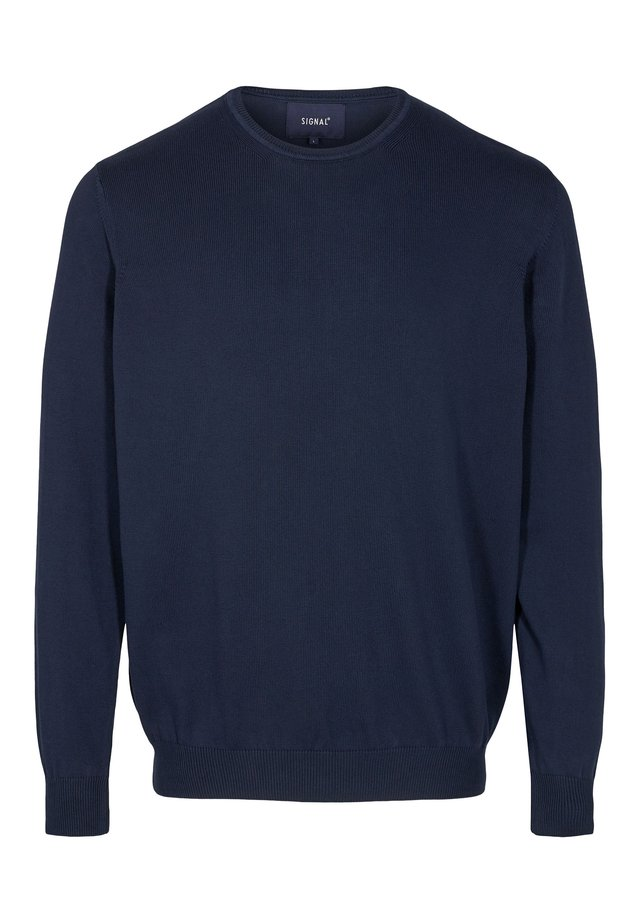 PALLE O KNIT - Jumper - duke blue