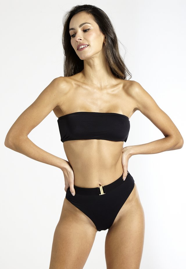 STRAPLESS - Bikinitop - black
