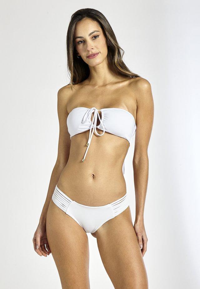 MARTINI - Bikini top - white