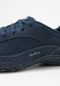 Skechers - BREATHE EASY - Trainers - navy/blue - 2
