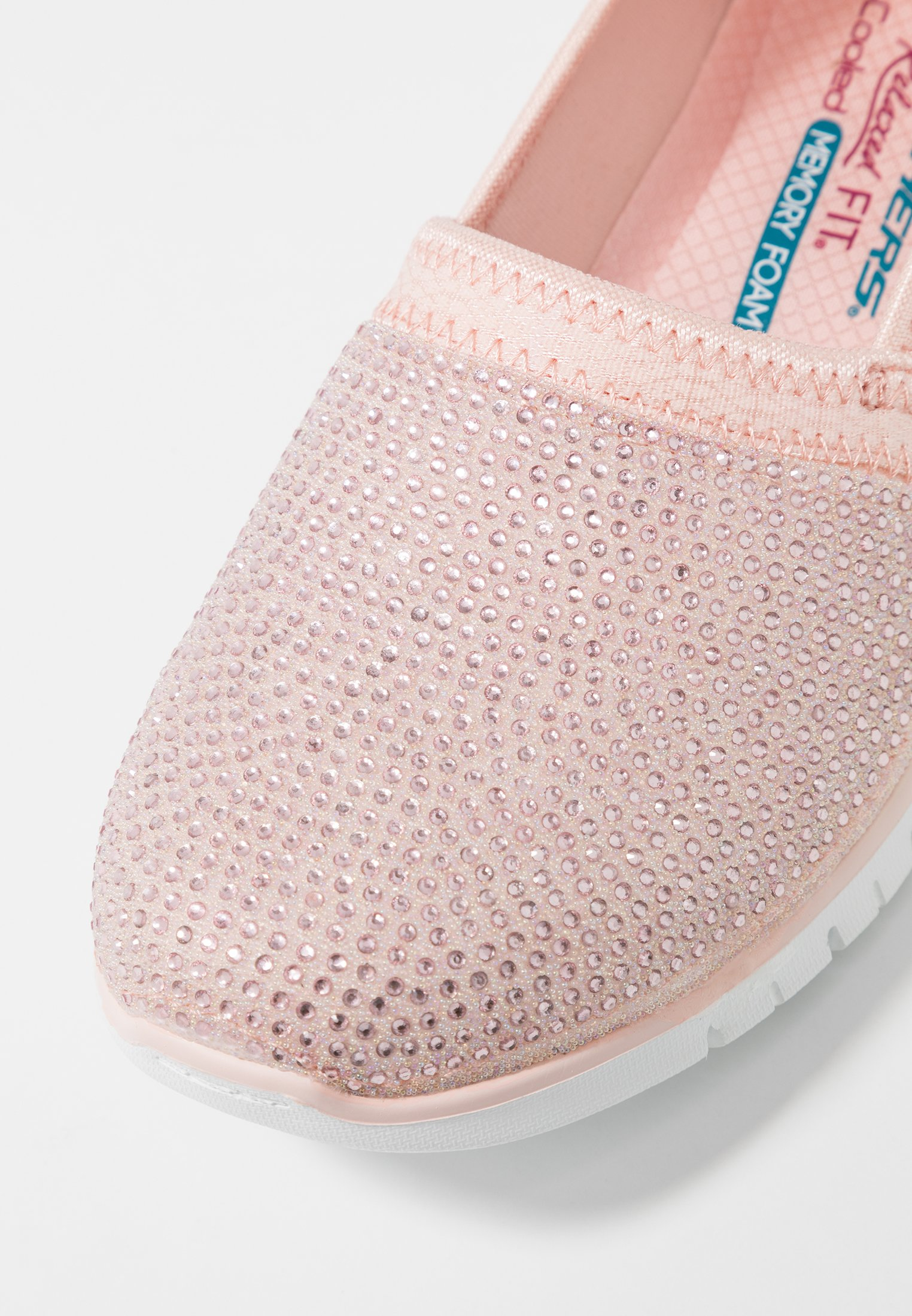 Skechers Flex Renew Relaxed Fit - Mocassins Rosegold