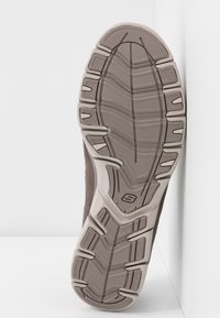Skechers - GRATIS - Loafers - dark taupe/taupe - 6