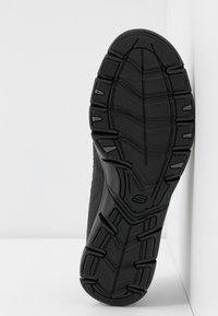 Skechers - GRATIS - Nazouvací boty - black - 6