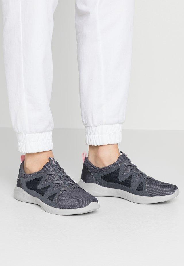 ENVY - Półbuty wsuwane - charcoal/hot melt/light gray