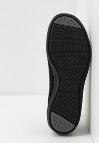 Skechers - ARYA - Ballerina - black metallic/black/gunmetal - 6