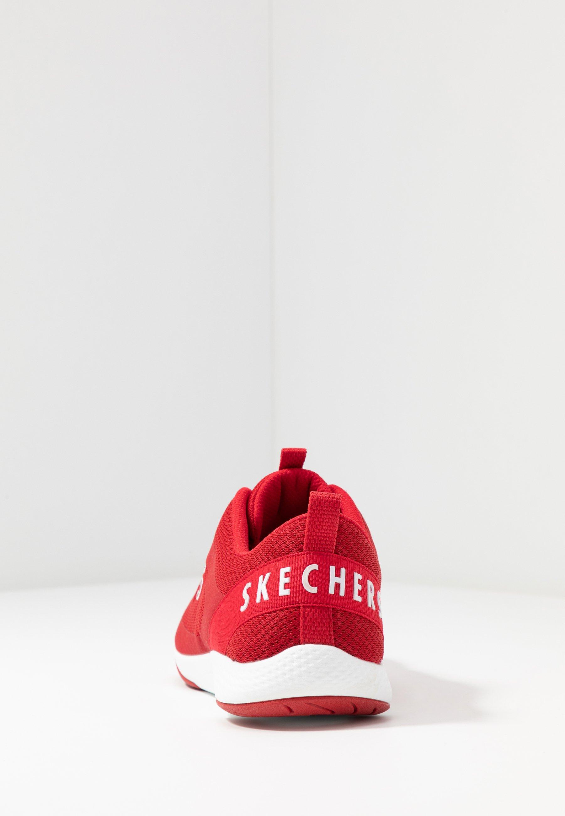 Skechers Lolow - Instappers Red/hot Melt/white 0WMZtLA