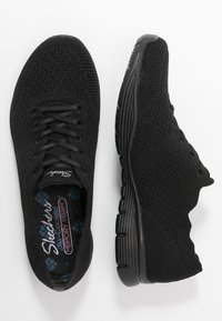 Skechers - SEAGER - Trainers - black - 3