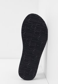 Skechers - MEDITATION - T-bar sandals - navy - 6